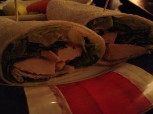BBC sandwich