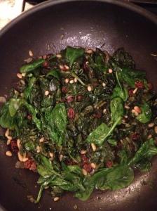 italian spinach