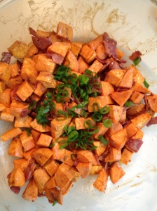 smokey sweet potato